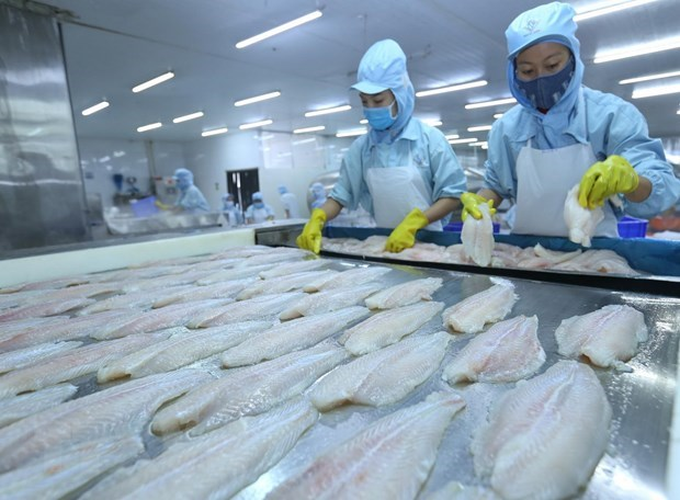 Agricultural sector posts trade surplus of 1 billion USD in 2 months hinh anh 1