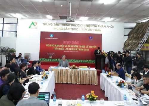 Hanoi to host first trade fair on traditional medicine hinh anh 1