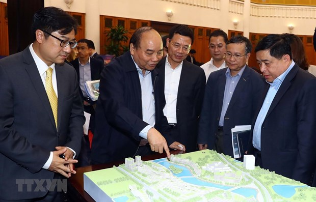 Innovation centre crucial for Vietnam to move forward with Industry 4.0: PM hinh anh 1