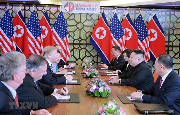 Vietnam's organisation of second DPRK-USA summit lauded hinh anh 1