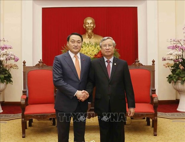 Vietnam, Mongolia boost wide-ranging ties hinh anh 1