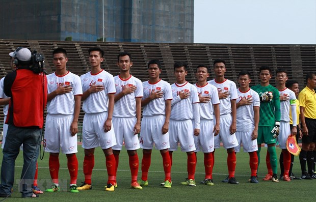 37 players called up ahead of AFC U23 qualifiers hinh anh 1