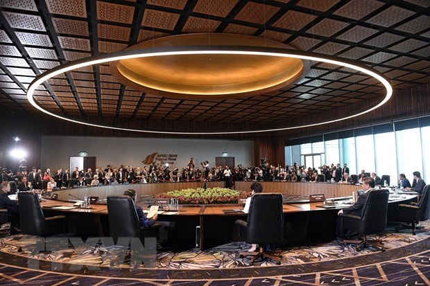 Chile calls on APEC members to promote inclusive growth hinh anh 1