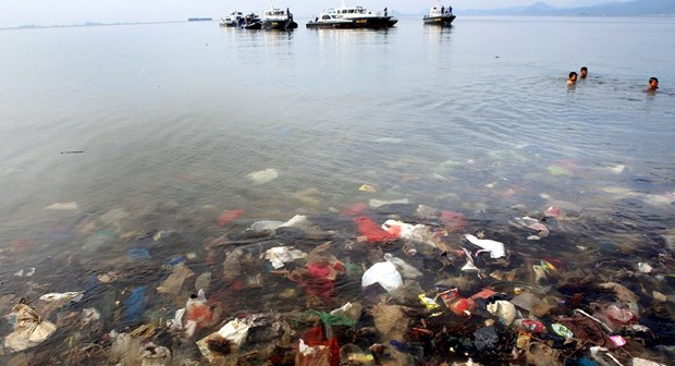 ASEAN Ministers agree on principles to tackle marine debris problem hinh anh 1