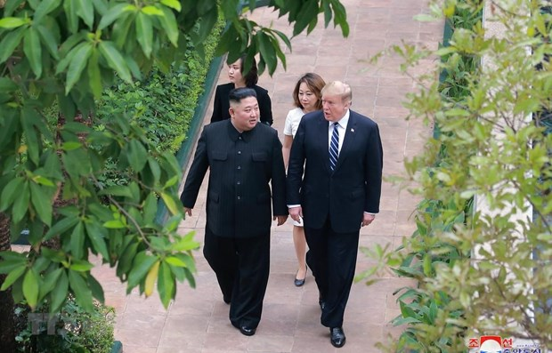 Laos lauds Vietnam's organisation of DPRK-USA Hanoi Summit hinh anh 1