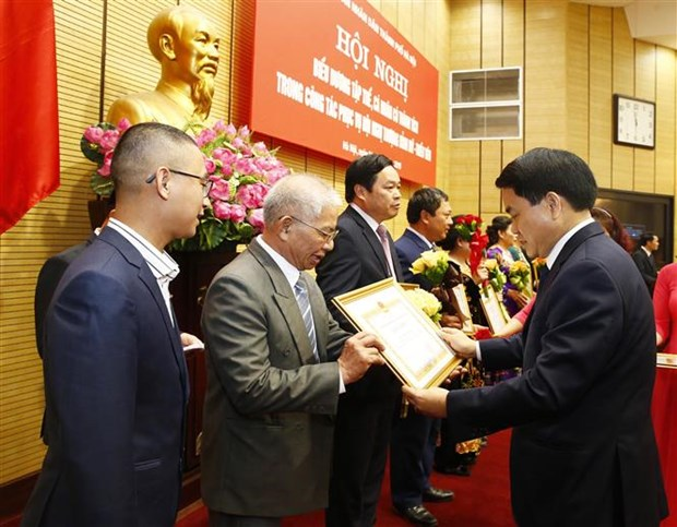 Hanoi commends outstanding work in DPRK-USA summit preparations hinh anh 1