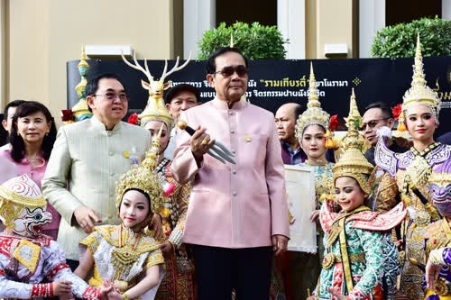 Thailand's Culture Ministry prepares for ASEAN cultural festival hinh anh 1