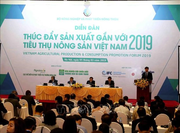 Vietnam seeks to boost agricultural production, consumption hinh anh 1