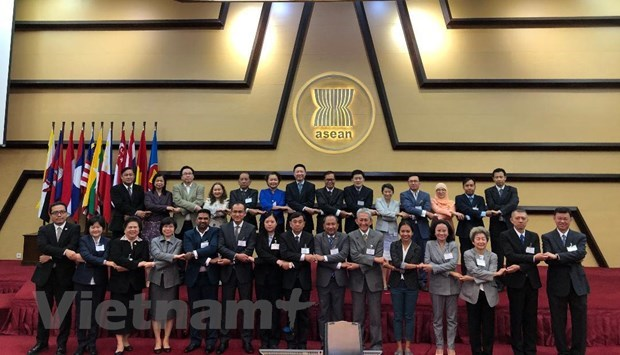 Progress in ASEAN Political-Security Community building reviewed hinh anh 1