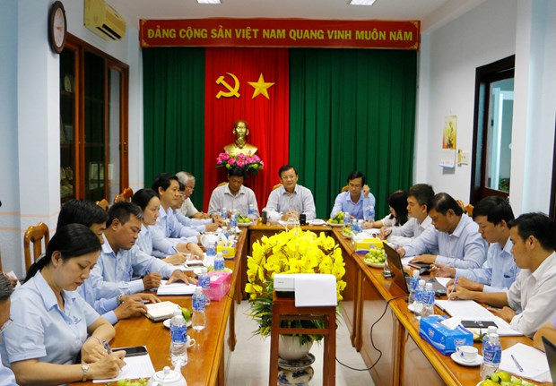 Can Tho strives to supply clean water for all people by 2025 hinh anh 1