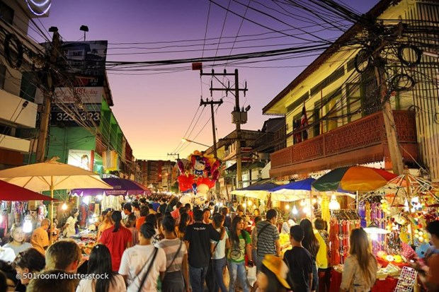Thailand: Chiang Mai to pursue Smart City model hinh anh 1