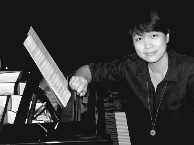 Concert features Vietnamese pianist hinh anh 1
