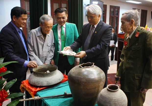 Museum calls for donation of Dien Bien Phu Campaign-linked items hinh anh 1