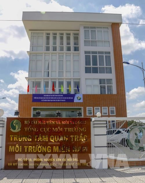 Southwest region has environmental monitoring station hinh anh 1