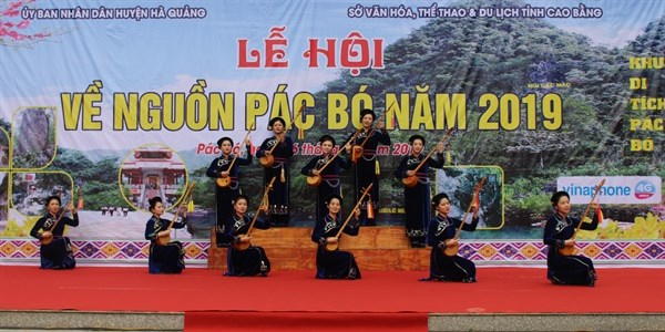 First Pac Po festival opens in Cao Bang province hinh anh 1