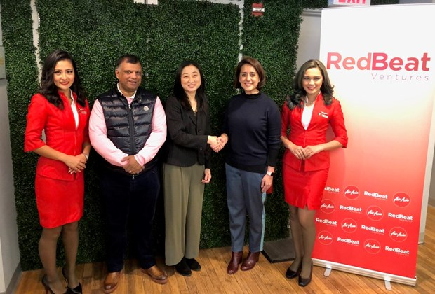 AirAsia sets up capital fund for startups in Southeast Asia hinh anh 1