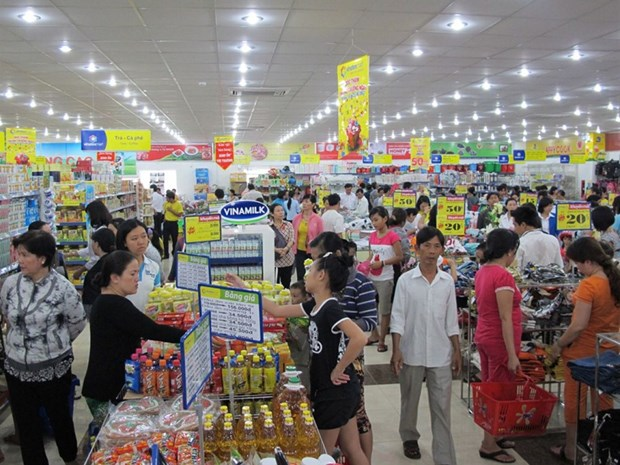 Retail sales, service revenue increase in two months hinh anh 1