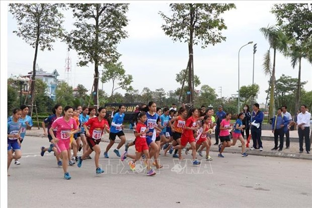 Olympic Run Day for Public Health slated for late March hinh anh 1