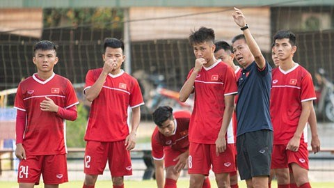 Vietnam in difficult group at regional U19 champs hinh anh 1