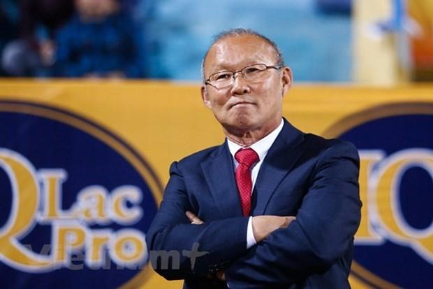 Coach Park Hang-seo to lead Vietnam's U22 football team hinh anh 1