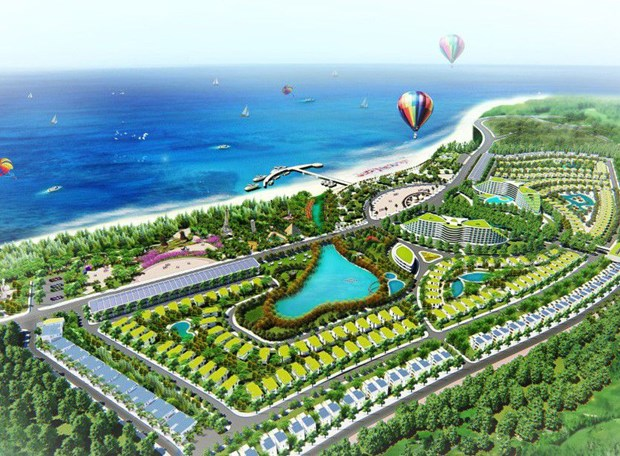 Quang Tri to implement 30 large-scale projects hinh anh 1