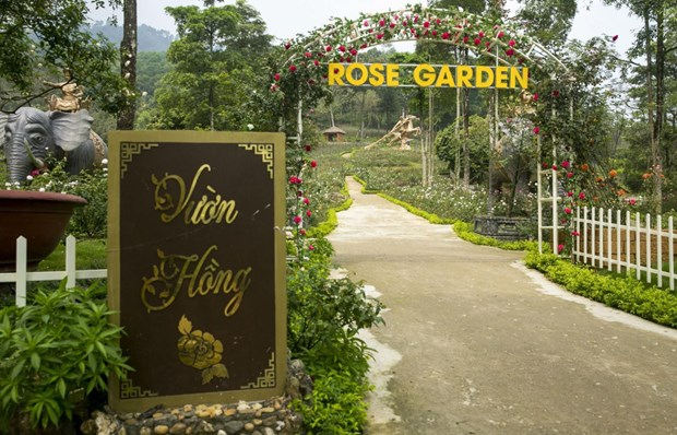 Hanoi Paragon Hill Resort wins three Vietnamese records hinh anh 1