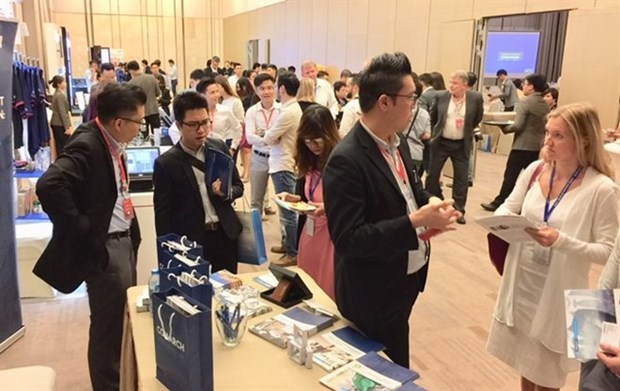 Retail tech summit takes place in HCM City hinh anh 1