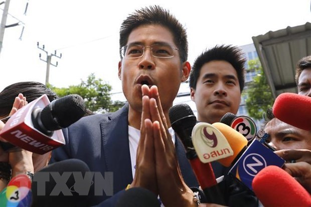 Thai constitutional court orders dissolution of Thai Raksa Chart Party hinh anh 1