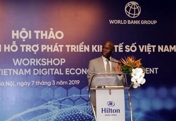 Workshop seeks to boost Vietnam's digital economic development hinh anh 1
