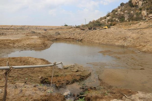 Central Highlands faces water scarcity hinh anh 1