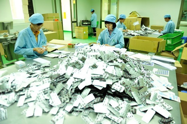 Future bright for Vietnamese pharmaceutical market hinh anh 1
