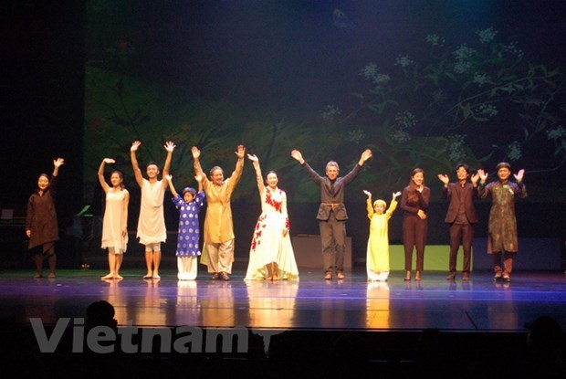 Vietnamese, RoK artists to join dance show in Ho Chi Minh City hinh anh 1