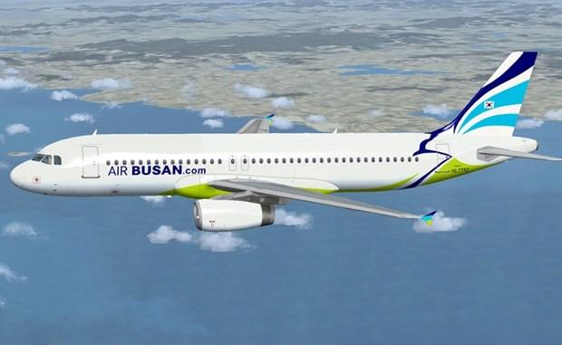 Air Busan increases flights to central Da Nang city hinh anh 1