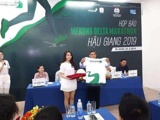 Hau Giang to host first marathon for climate change campaign hinh anh 1