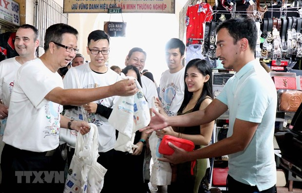 HCM City campaign calls for joint actions to reduce plastic waste hinh anh 1