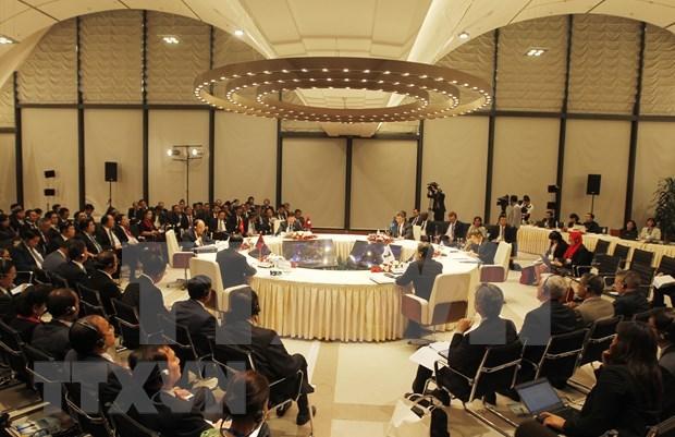 Senior officials prepare for CLV development triangle meeting hinh anh 1