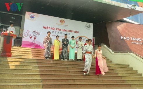 """""""Japanese Culture Festival"""" in Da Nang city hinh anh 1"""