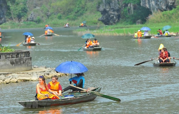 Vietnam's tourism promoted at int'l fair in Germany hinh anh 1