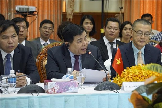VN to build plan for trade promotion in CLV development triangle area hinh anh 1