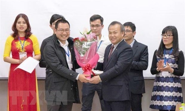 Vietnamese association in Japan's Aichi prefecture founded hinh anh 1