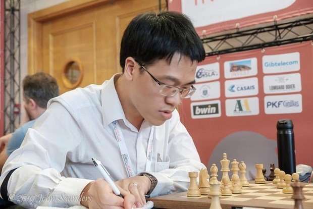 Vietnamese GM ranks third at US Spring Chess Classic hinh anh 1