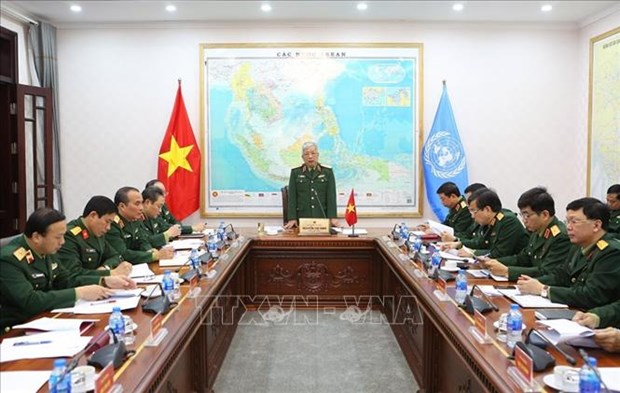 Vietnam boosts preparations for 2nd field hospital deployment hinh anh 1