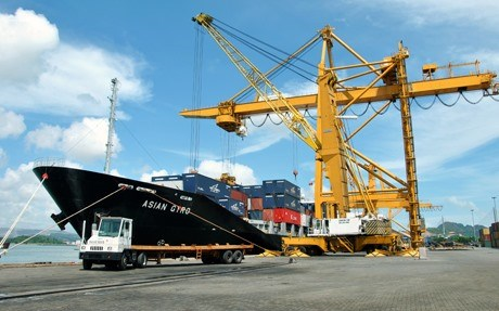 Logistics in Mekong Delta yet to meet expectations hinh anh 1