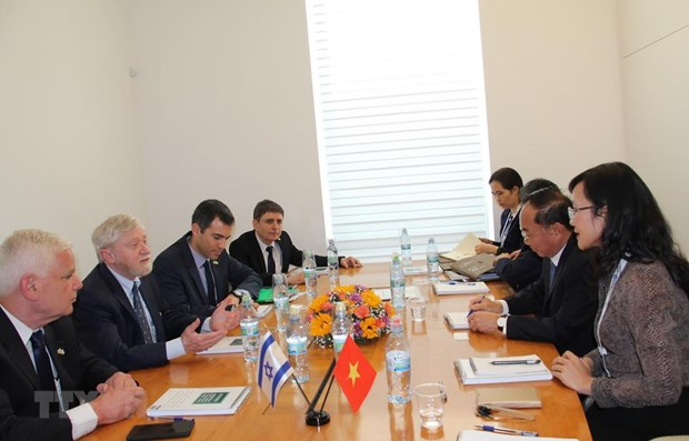 Vietnam attends third ASOSAI – EUROSAI joint conference hinh anh 1