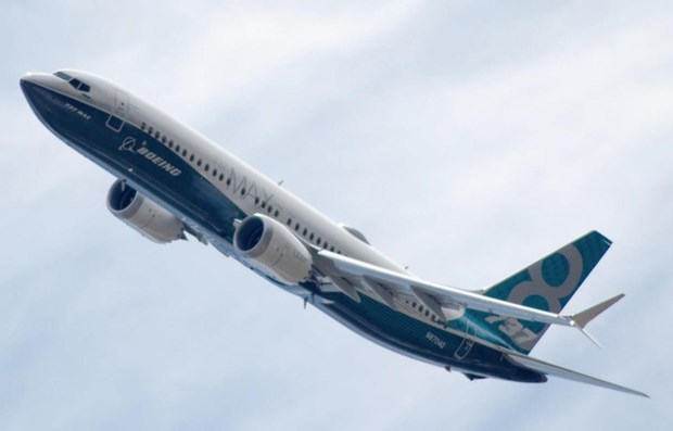 Boeing 737 Max aircraft not allowed to enter Vietnam's airspace: CAAV hinh anh 1