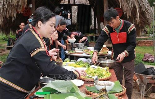 Central Highlands cuisine contest held in Dak Lak hinh anh 1