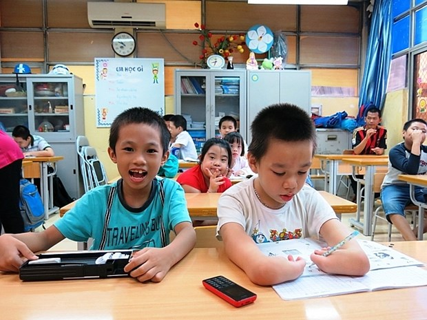 Vinh Long: Disabled children to get better access to care, education services hinh anh 1