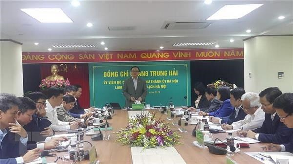 Hanoi tourism sector urged to invest in more products, infrastructure hinh anh 1