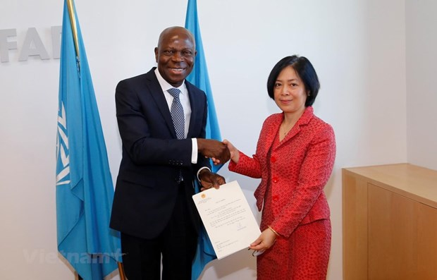 Vietnam affirms commitment to contributing to IFAD activities hinh anh 1