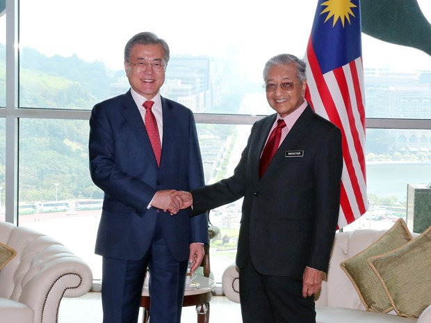 RoK, Malaysia pledge to conclude FTA negotiations this year hinh anh 1